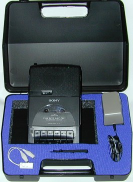 wireless telephone recording systems.